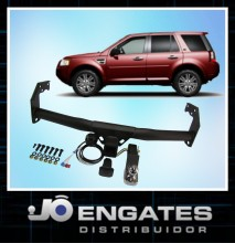 ENGATE FREELANDER 2 REMOVIVEL REFORCADA